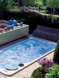 Hydropool Swim Spa Brochure