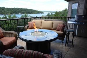 fire pit lake