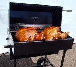 Good One Smoker Turkey
