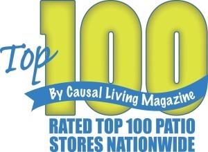 Top 100 Patio Store Award