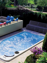 Hydropool Swim Spa Brochure