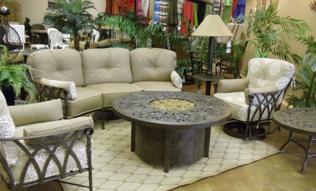 Springfield Patio Furniture Showroom Outdoor Rooms By Design