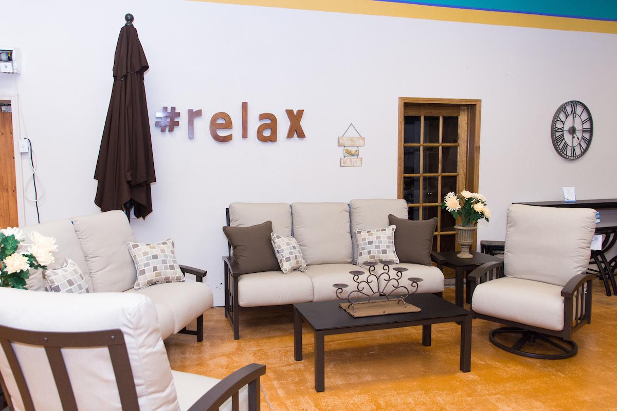 Showroom - Outdoor Rooms By Design